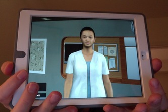 Engineered Care's Virtual Health Assistant