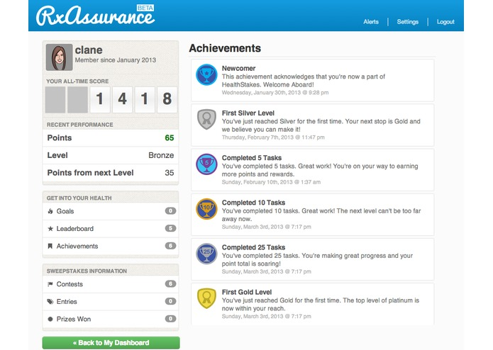RxAssurance Engagement Platform – screenshot 5