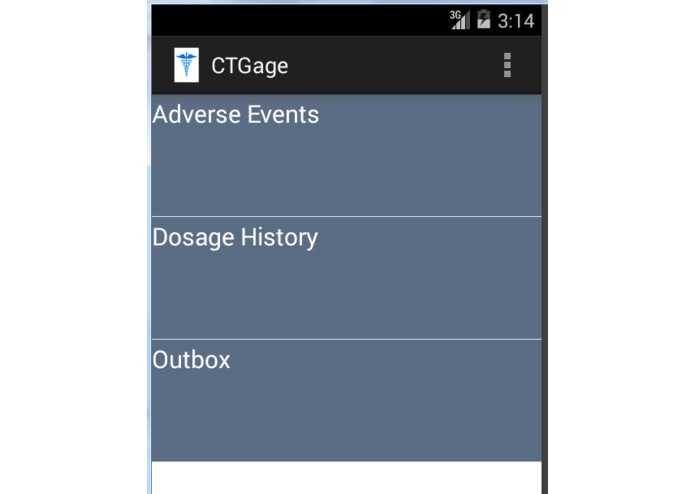 CTgage – screenshot 2