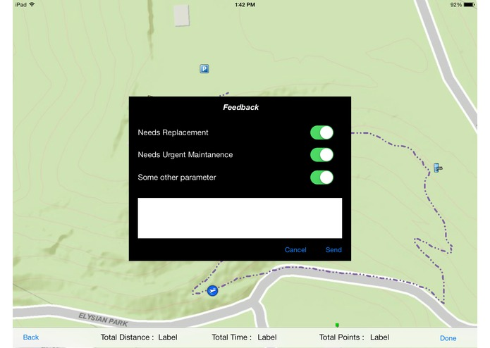 Adopt-A-Path – screenshot 5