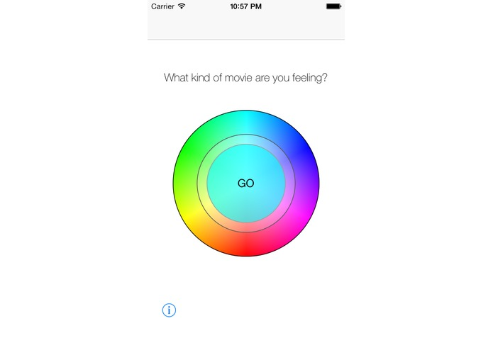 MovieMood – screenshot 2