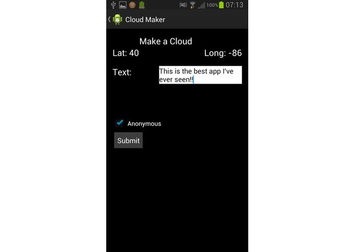 SkyWrite – screenshot 4