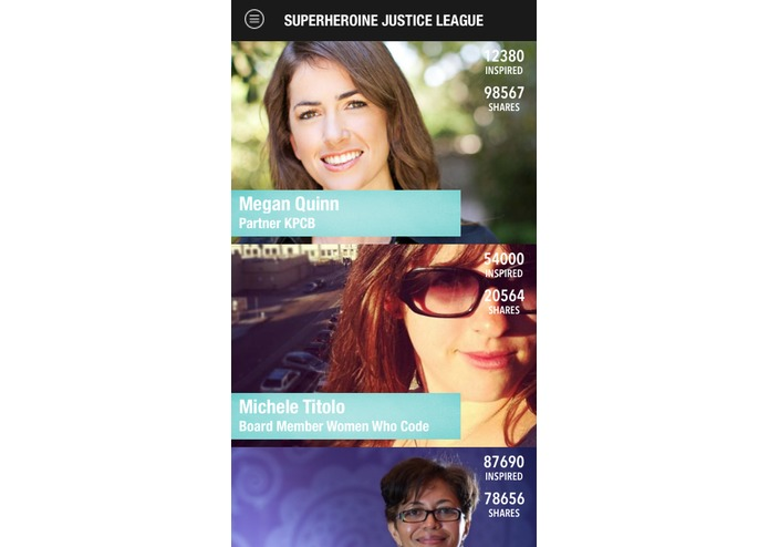 The Superheroine Justice League – screenshot 1