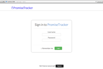 PromiseTracker