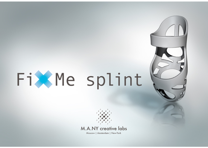 FixMe splint – screenshot 1