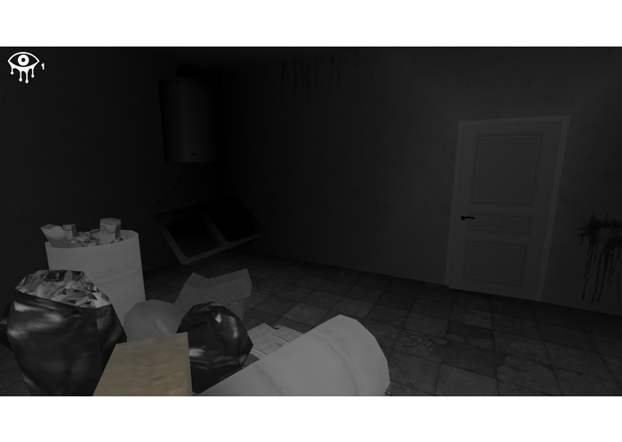 Eyes - the horror game – screenshot 4