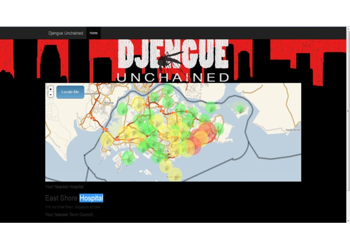 Djengue Unchained – screenshot 1