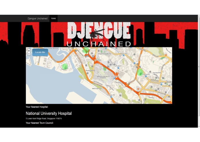 Djengue Unchained – screenshot 2