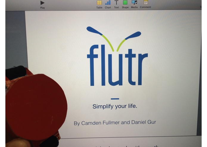 Flutr – screenshot 1