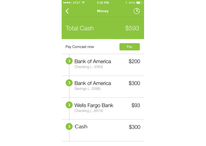 Check.me: Mobile Bill Pay Application – screenshot 5