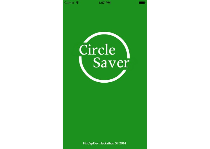 Circle Saver – screenshot 1