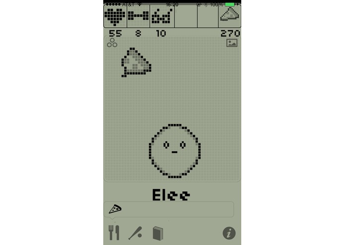 EleMon – screenshot 2