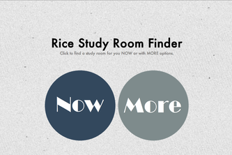 Rice Study Room Finder