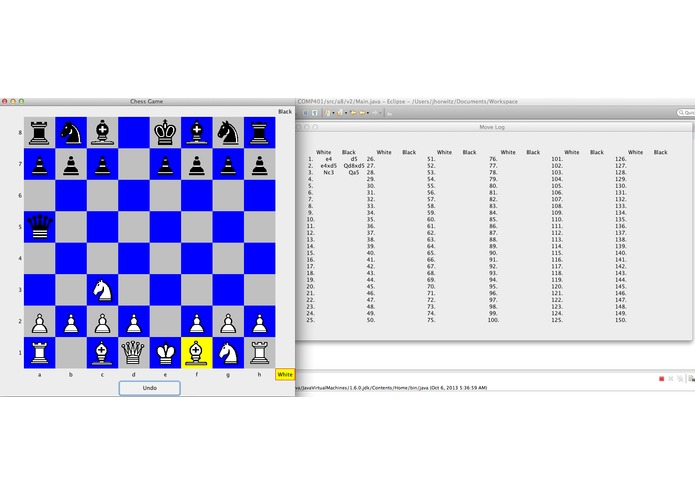 Chess – screenshot 1