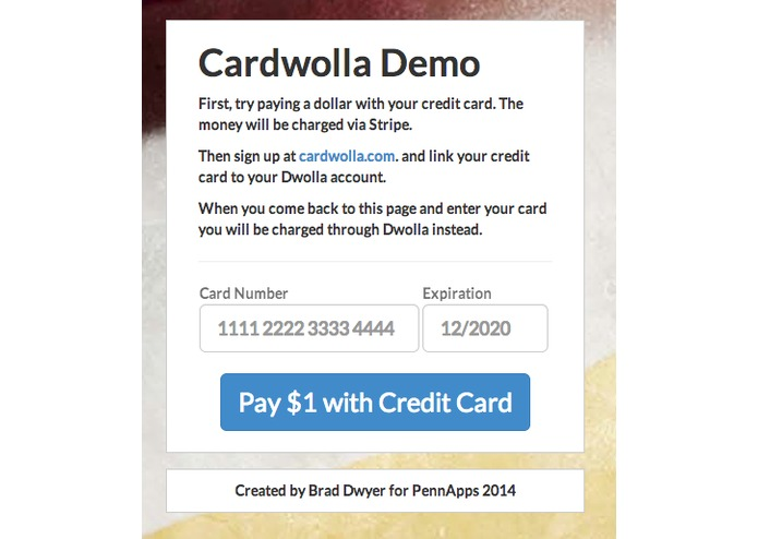 Cardwolla – screenshot 3