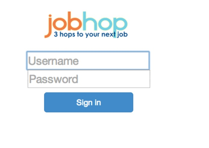 JobHop – screenshot 1