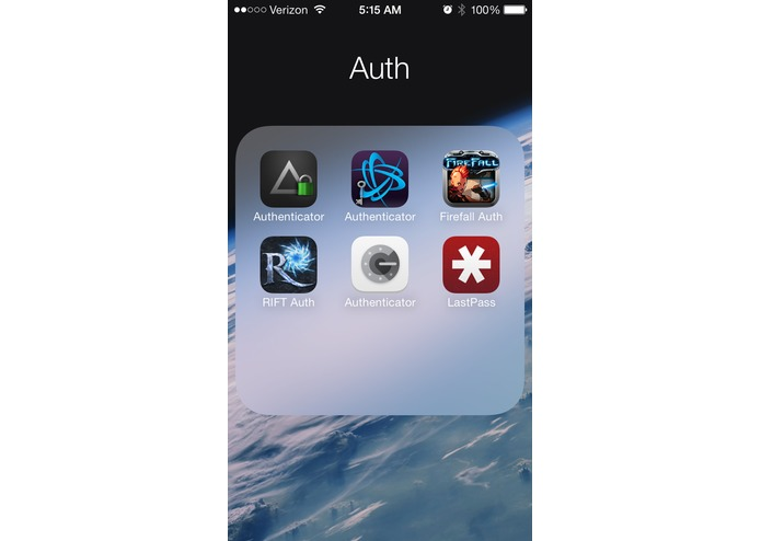 MultiAuth.com (My Ultimate Authenticator/Multiple Authenticators) – screenshot 4