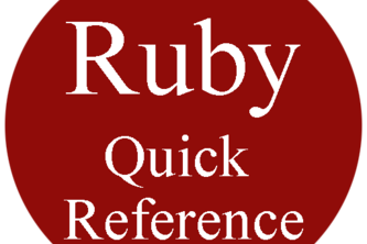 Ruby Quick Reference