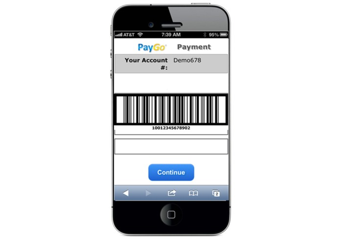 Paygo's CheckOut - Controlled Energy Payments – screenshot 2
