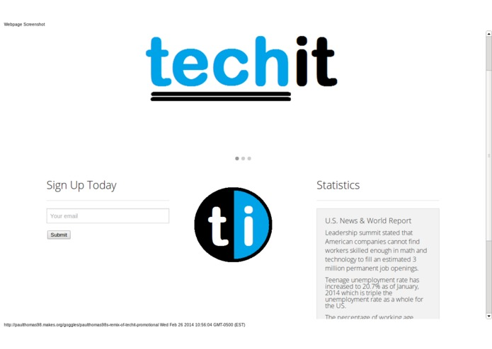 TechIt – screenshot 2