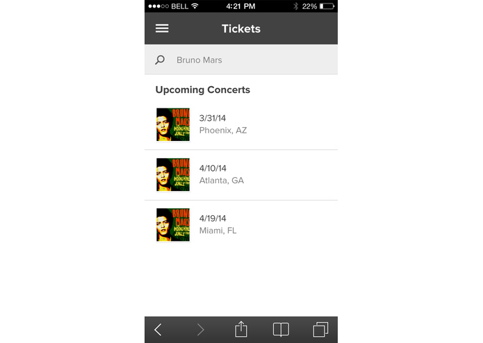 InComm Tickets – screenshot 3