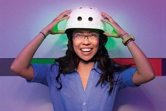 MindRider: A Brain-Reading Bike Helmet