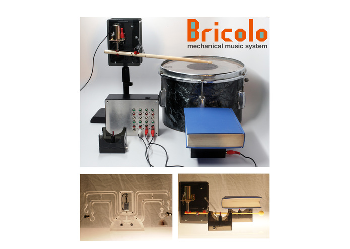 Bricolo Mechanical Music System – screenshot 1
