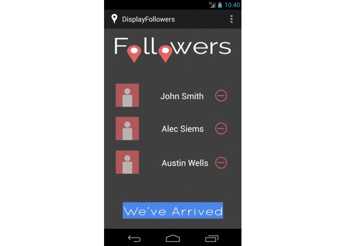 Follow Me – screenshot 5