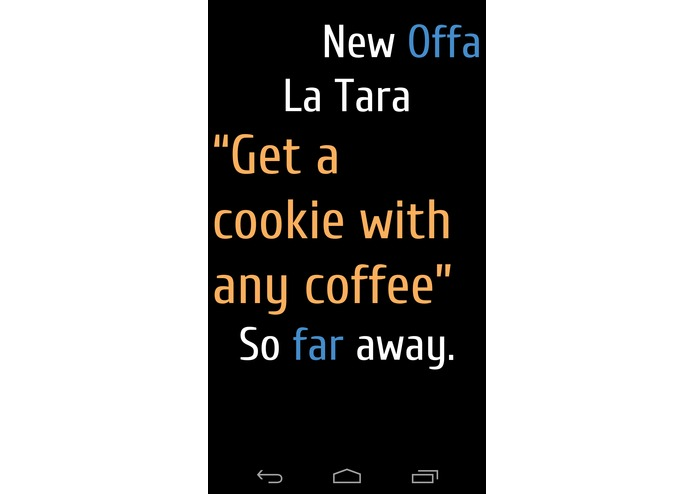 OFFA.me – screenshot 3