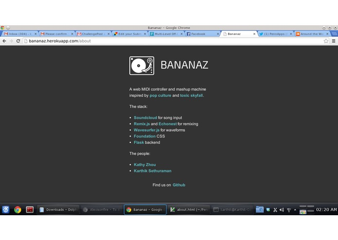 Bananaz – screenshot 2