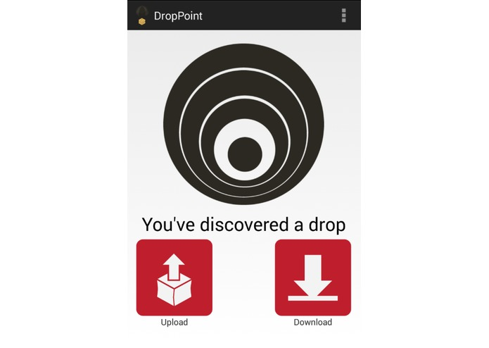 DropPoint – screenshot 2