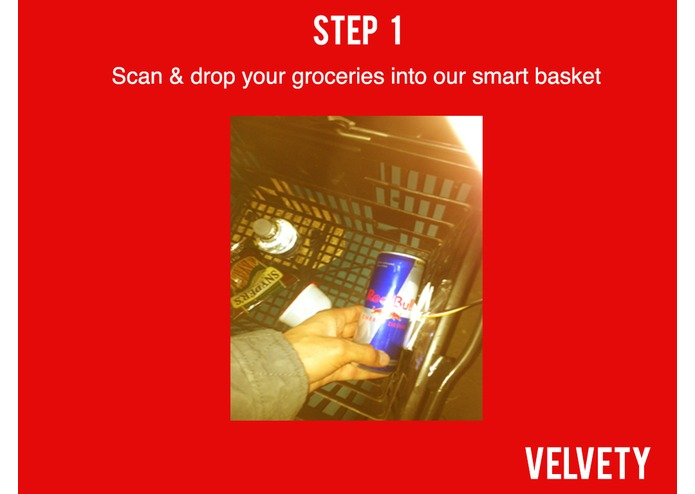 Velvety - Offline Shopping Redefined – screenshot 1