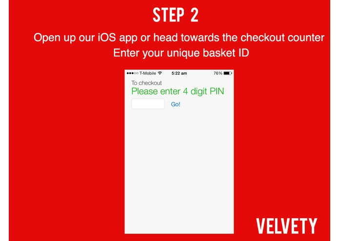 Velvety - Offline Shopping Redefined – screenshot 2