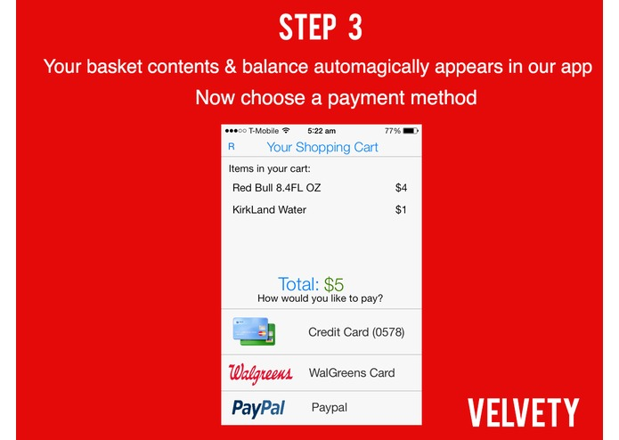 Velvety - Offline Shopping Redefined – screenshot 3