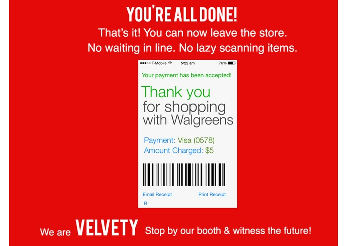 Velvety - Offline Shopping Redefined – screenshot 4