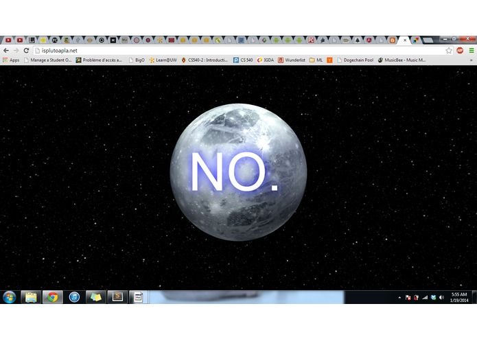 Is Pluto A Pla.net – screenshot 1