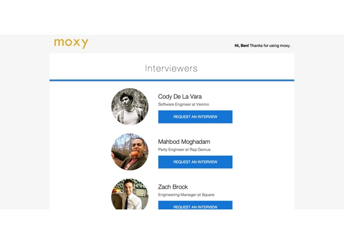 moxy – screenshot 3