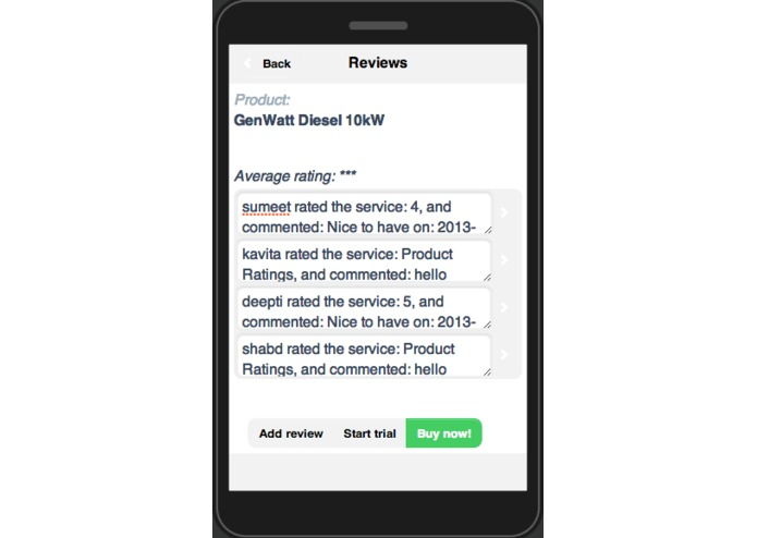 Howl: Enterprise Product and Service reviews – screenshot 3