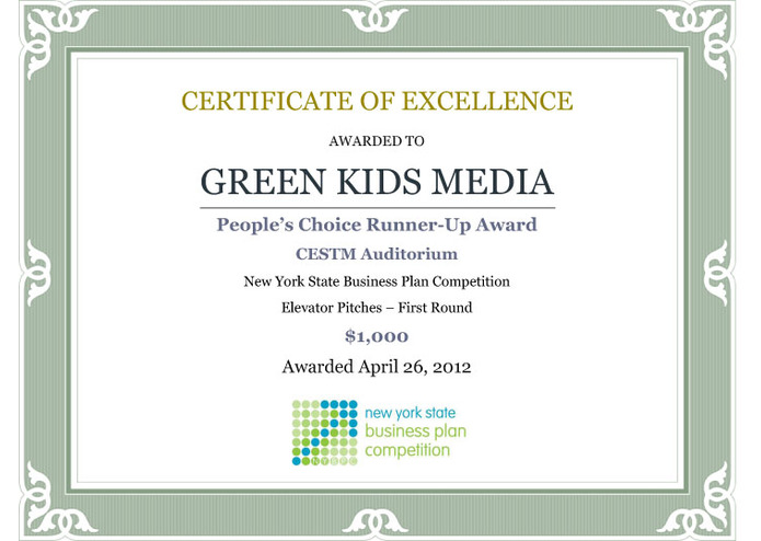 GreenKids Media – screenshot 4