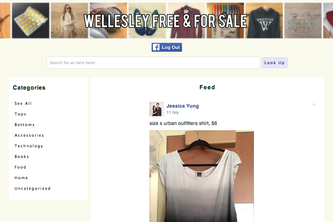 Wellesley Free & For Sale 2.0