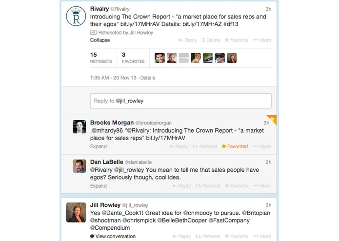 The Crown Report from Rivalry – screenshot 3