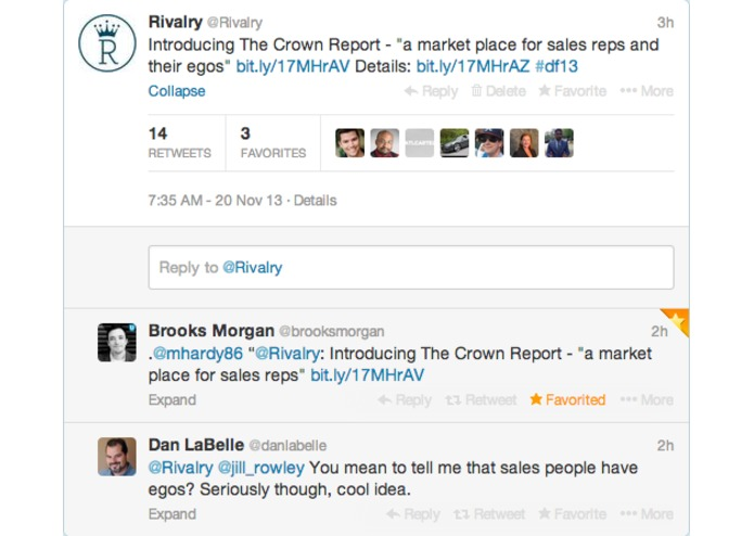 The Crown Report from Rivalry – screenshot 4