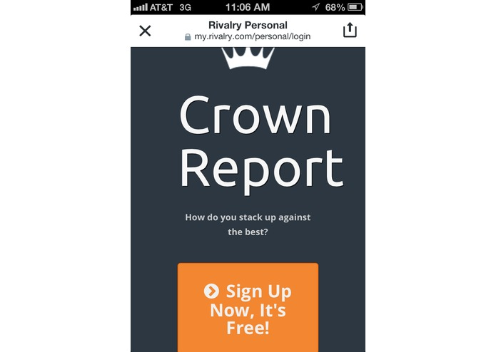 The Crown Report from Rivalry – screenshot 5