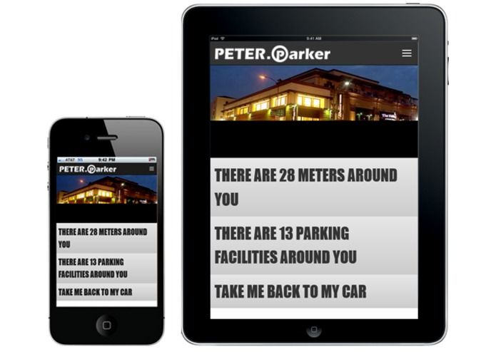 Peter.Parker – screenshot 3