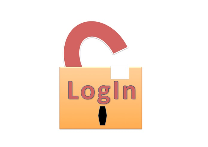 LogIn - One Username for all – screenshot 1