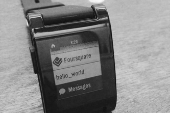 Pebble Messaging Service