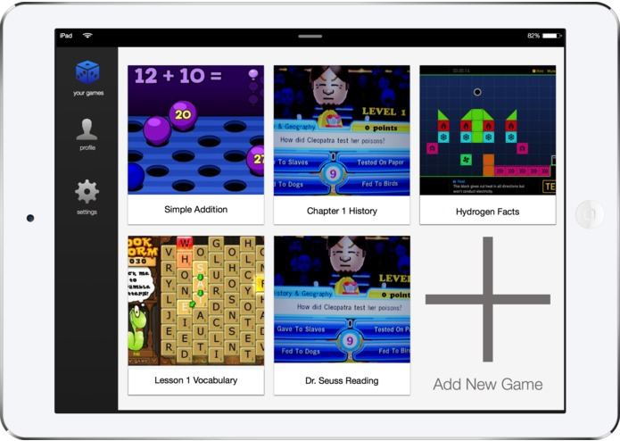 EduGames - Create educational games with 0 programming knowledge. – screenshot 5