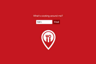 What's Cooking Around Me?