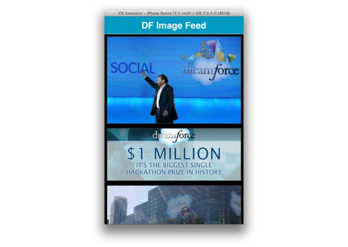 DF13 Image Feed – screenshot 1