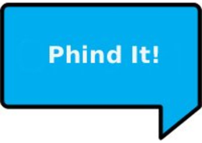 Phind It For Me – screenshot 1
